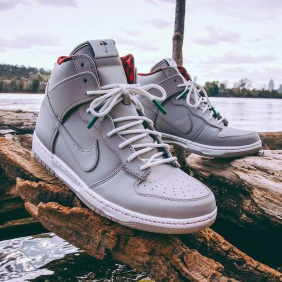 Nike Shoes | Nike Dunk High Ultra Rain